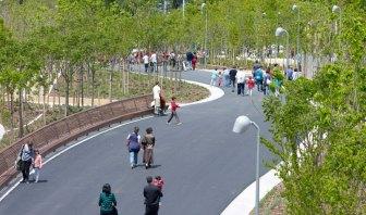 Madrid Rio - Arganzuela Park