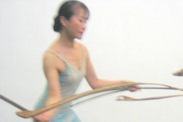 Sanddornbalance by Miyoko Shida Rigolo