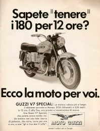 Moto Guzzi - Museo del Marchio Italiano (1971)