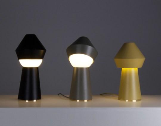Markus Johansson - Hello Dude lamp