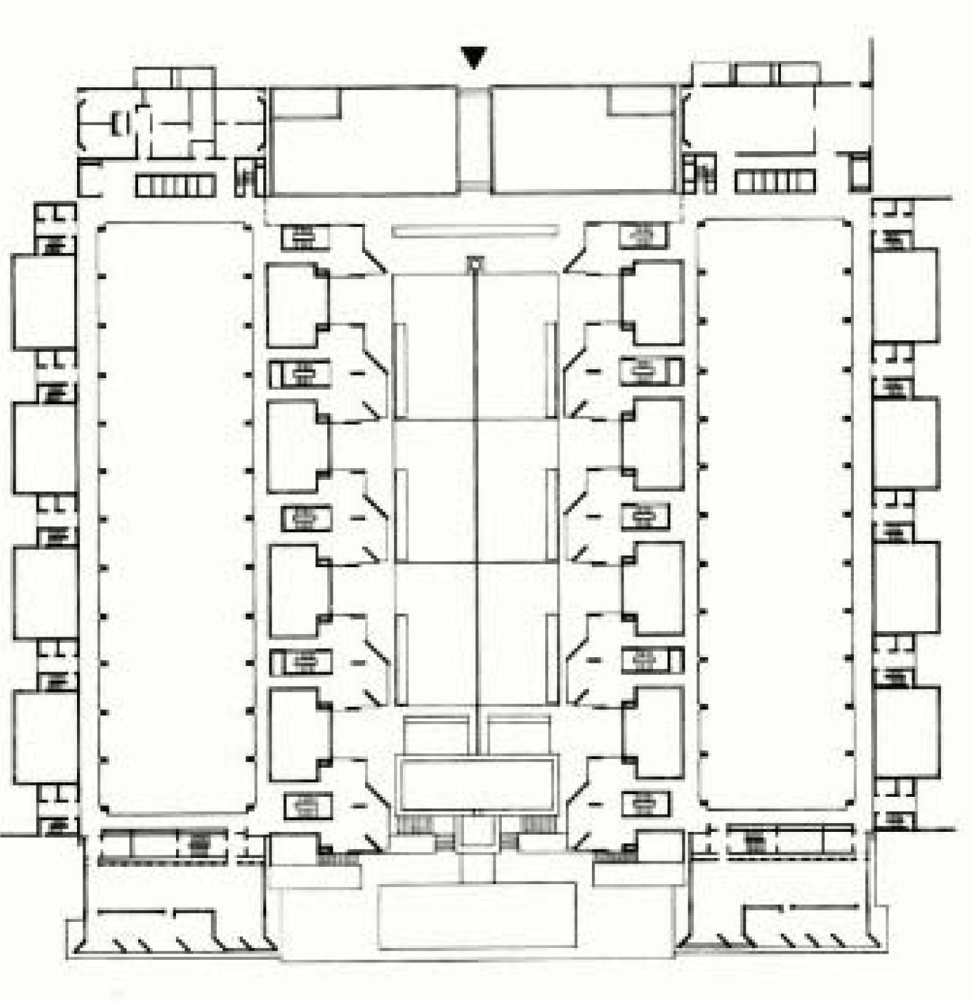 Louis Kahn, Salk Institute for Biological Studies, 1959-1965