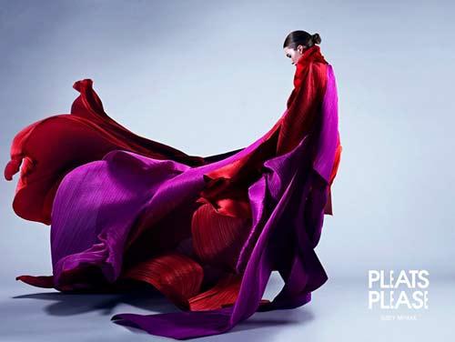 Pleats Please - Issey Miyake