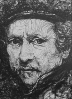Rembrandt - Benjamin Shine