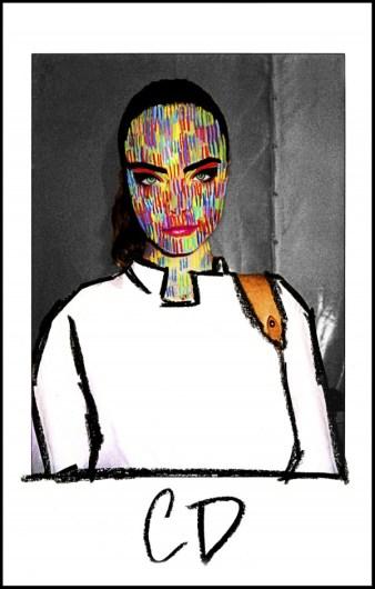 Cara Delevigne by Austyn Weiner