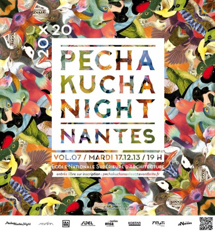 Pecha Kucha poster