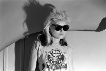 Debbie Harry by Christopher Makos