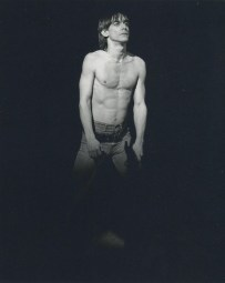 Iggy Pop by Christopher Makos