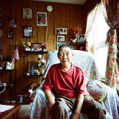 Newtok, Alaska - 2008 Elder Peter John
