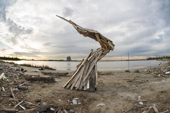 Human Debris - Jeremy Underwood