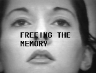 Marina Abramovic - Freeing the memory