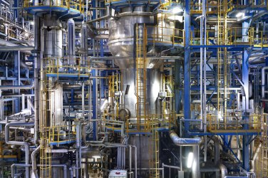 Collombey I Oil refinery 2011