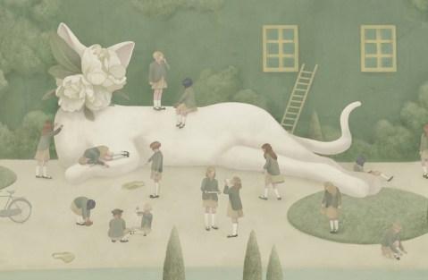 Lying Cat - Hsiao-Ron Cheng