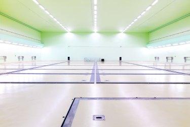 Zwilag II Storage for low-radiation and medium-radiation waste 2008