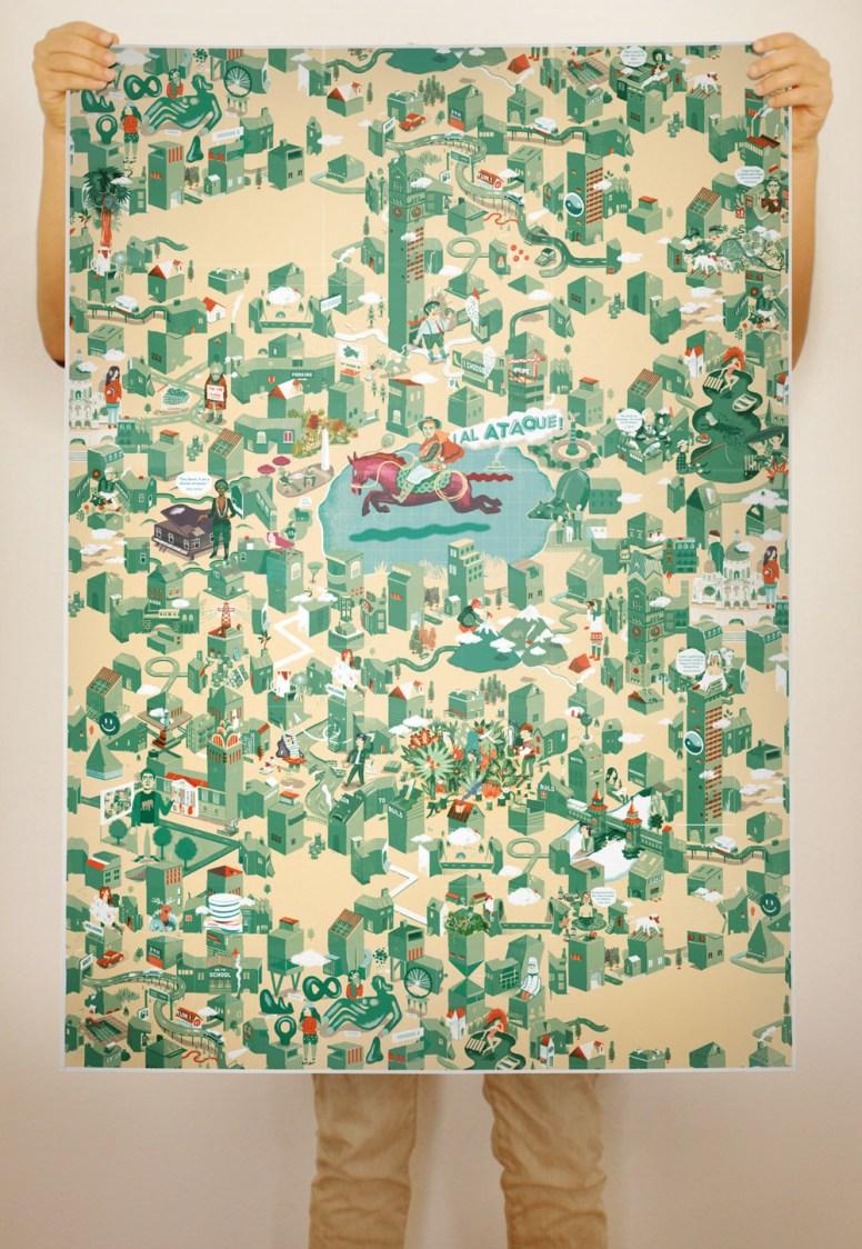 A Maze - Rafael Varona
