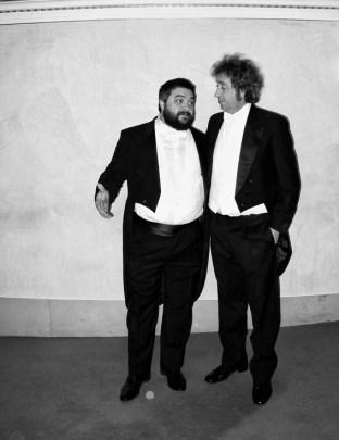 Jacopo Benassi e Paolo Sorrentino
