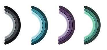 Rainbow for Normann Copenhagen - DING 3000