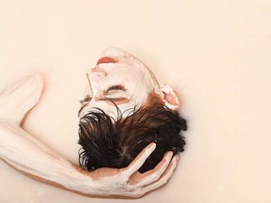White out - Alexa Meade