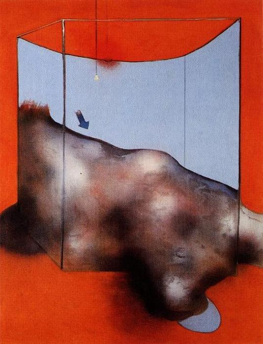 Francis Bacon - Dune de sable