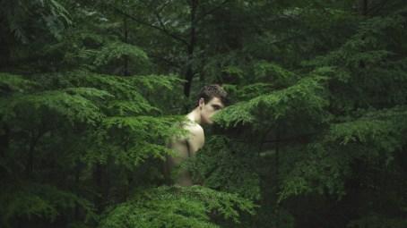 Self portraits - Brendon Burton