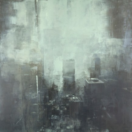 Winter, New York - Jeremy Mann
