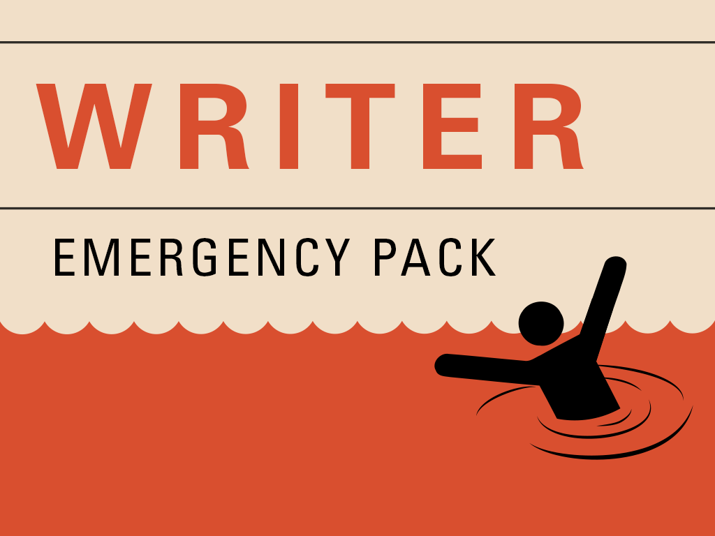 Writer Emergency Pack 2