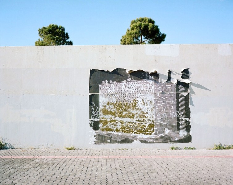 White wall - Athens I hear you ©Georges Salameh
