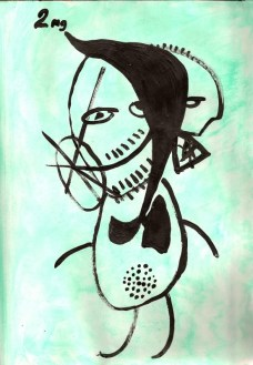 2mg Nicotine Gum - Bryan Lewis Saunders