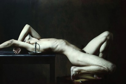 Boy with a grudge - Olivier Valsecchi