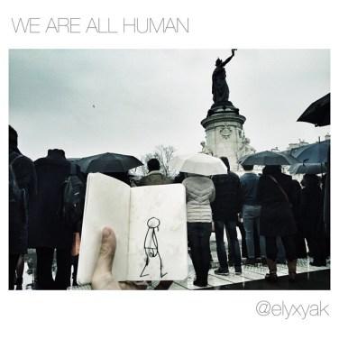 Elyx by Yak - Je suis Charlie