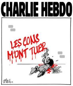 Ali Dilem, caricaturista algerino
