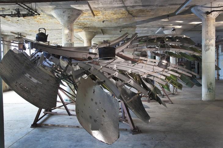 Refraction - Ai Weiwei