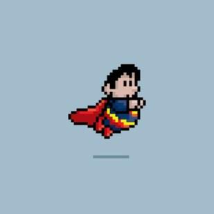 Supermen - by J. Castaneda