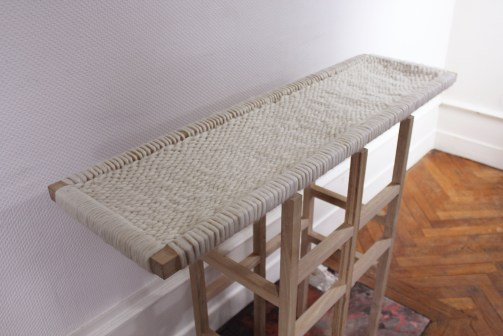 Wood and Wool - Amaury Poudray for Objects in Between