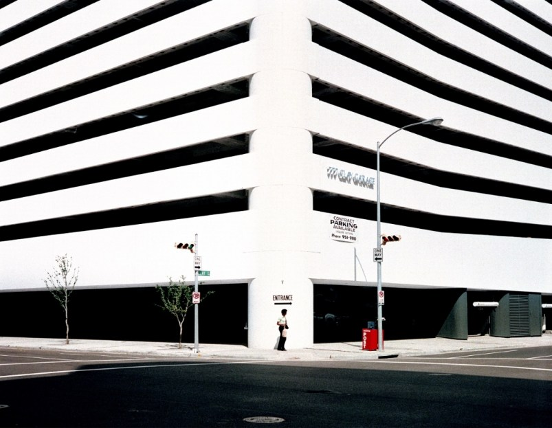 W.Wenders, Entrance, Houston, Texas, 1983