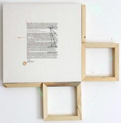 Donatella Lombardo, Remediation Inside the Canvas