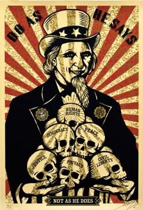 OBEY - Uncle Sam