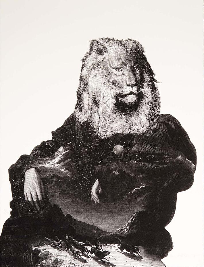 Dan Hillier - Throne