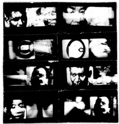 Aldo Tambellini - Black TV