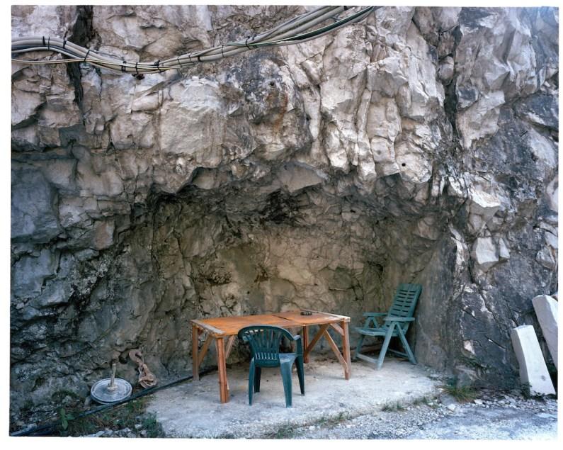 An empty valley - Ettore Moni