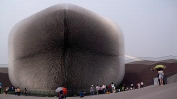 UK pavillon - Expo Shanghai - Thomas Heatherwick