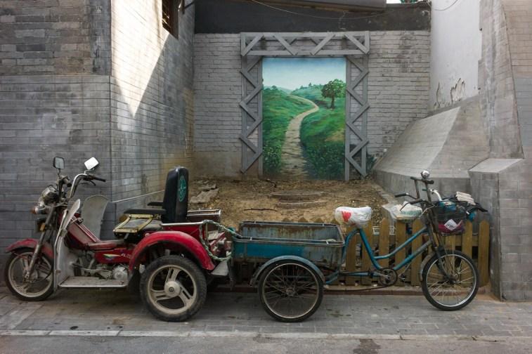 Biciclette a Pechino, Ora - Xiaomeng Zhao