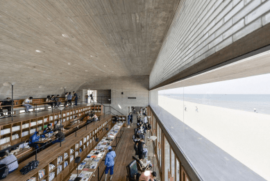 Vector architects - Seashore Library