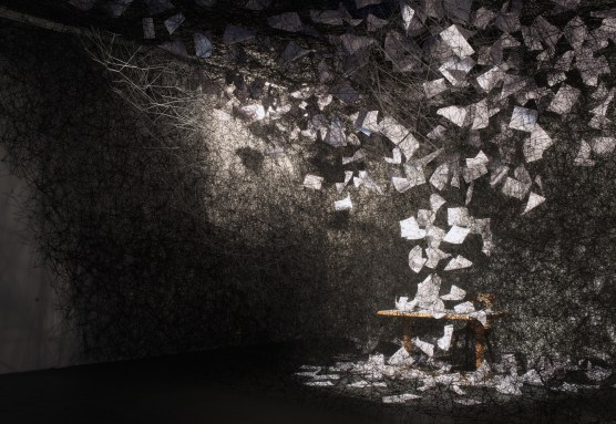 Chiharu Shiota - Japan Art Today - photo by Sunhi Mang