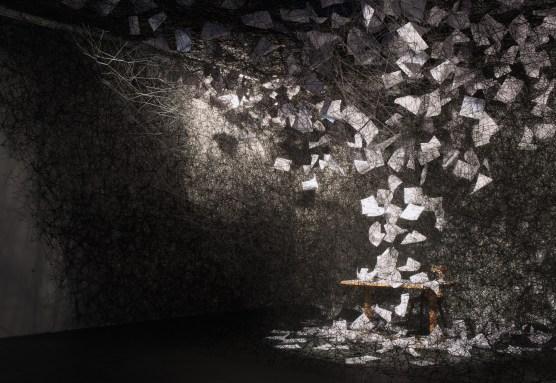Chiharu Shiota - Japan Art Today - photo by Sunhi Mang