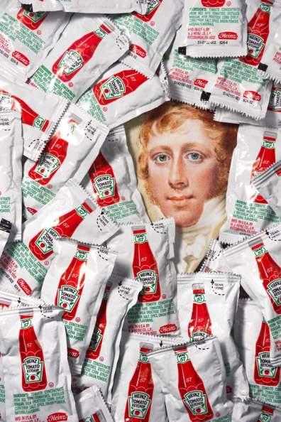 American Icon Ketchup - Zeren Badar
