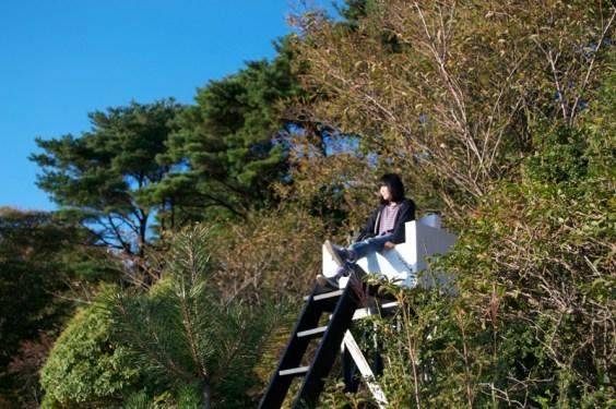 Garden Sky - Hidemi Nishida