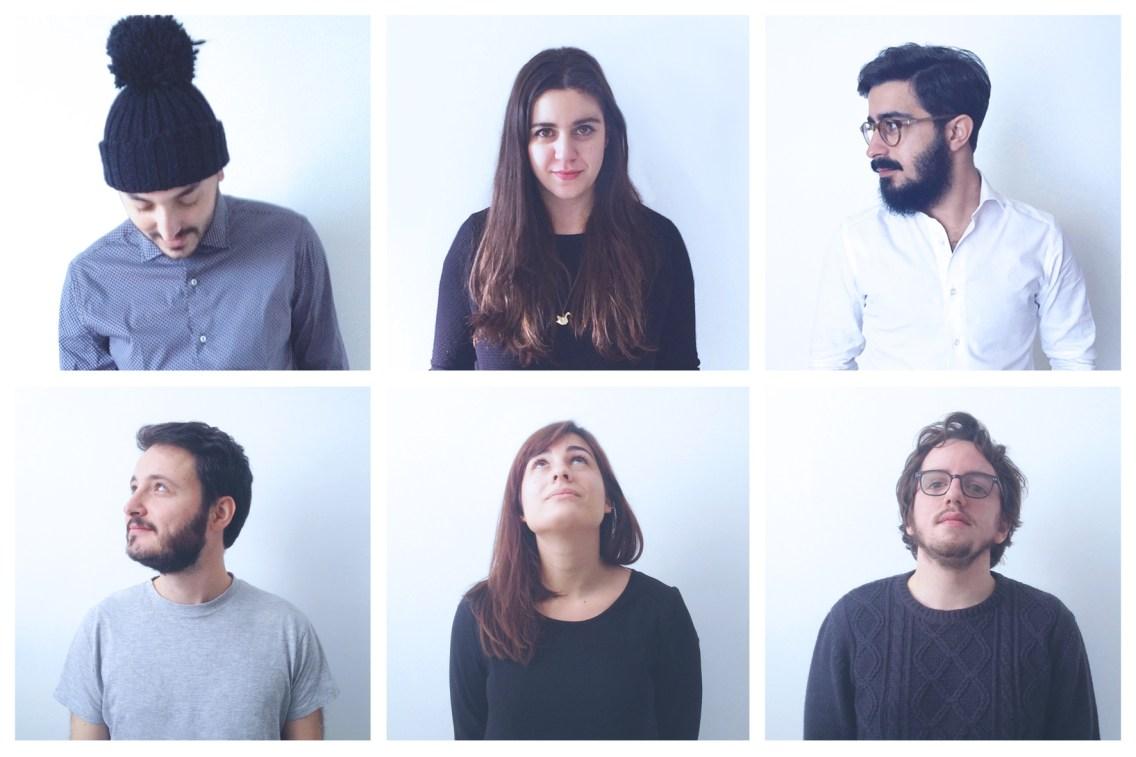 In ordine Salvatore, Faccitondo, Cipri, Dentamaro, Valente, Baldassarre.
