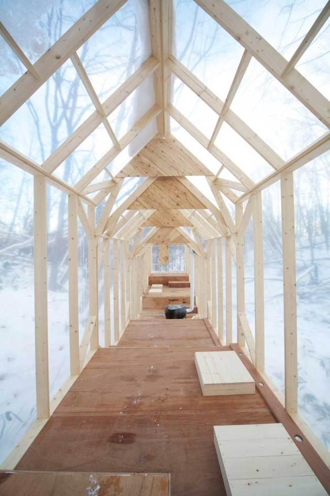 Fragile shelter- Hidemi Nishida