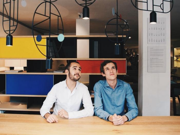Alvaro Goula e Pablo Figuera