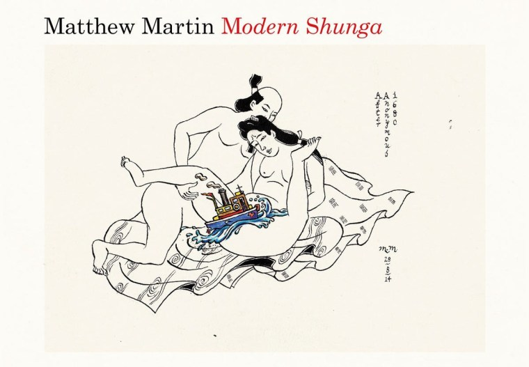 Matthew Martin - Modern Shunga